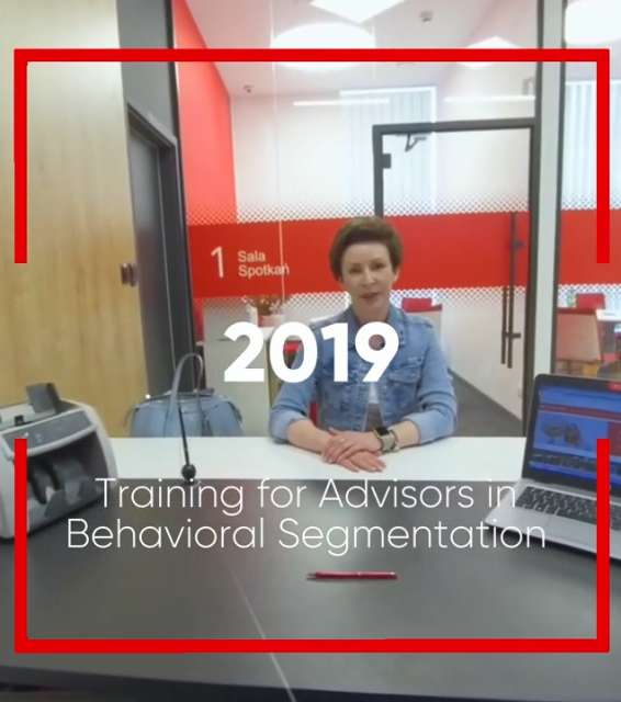 VR Training: Santander Bank Polska Behavioral Segmentation Training
