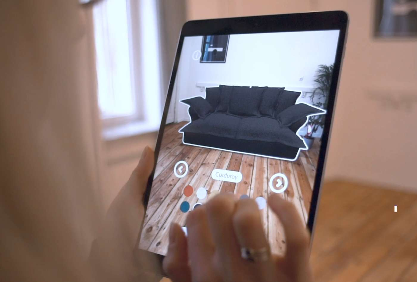 How to help your ecommerce business grow in spite of the lockdown? Here comes Augmented Reality!